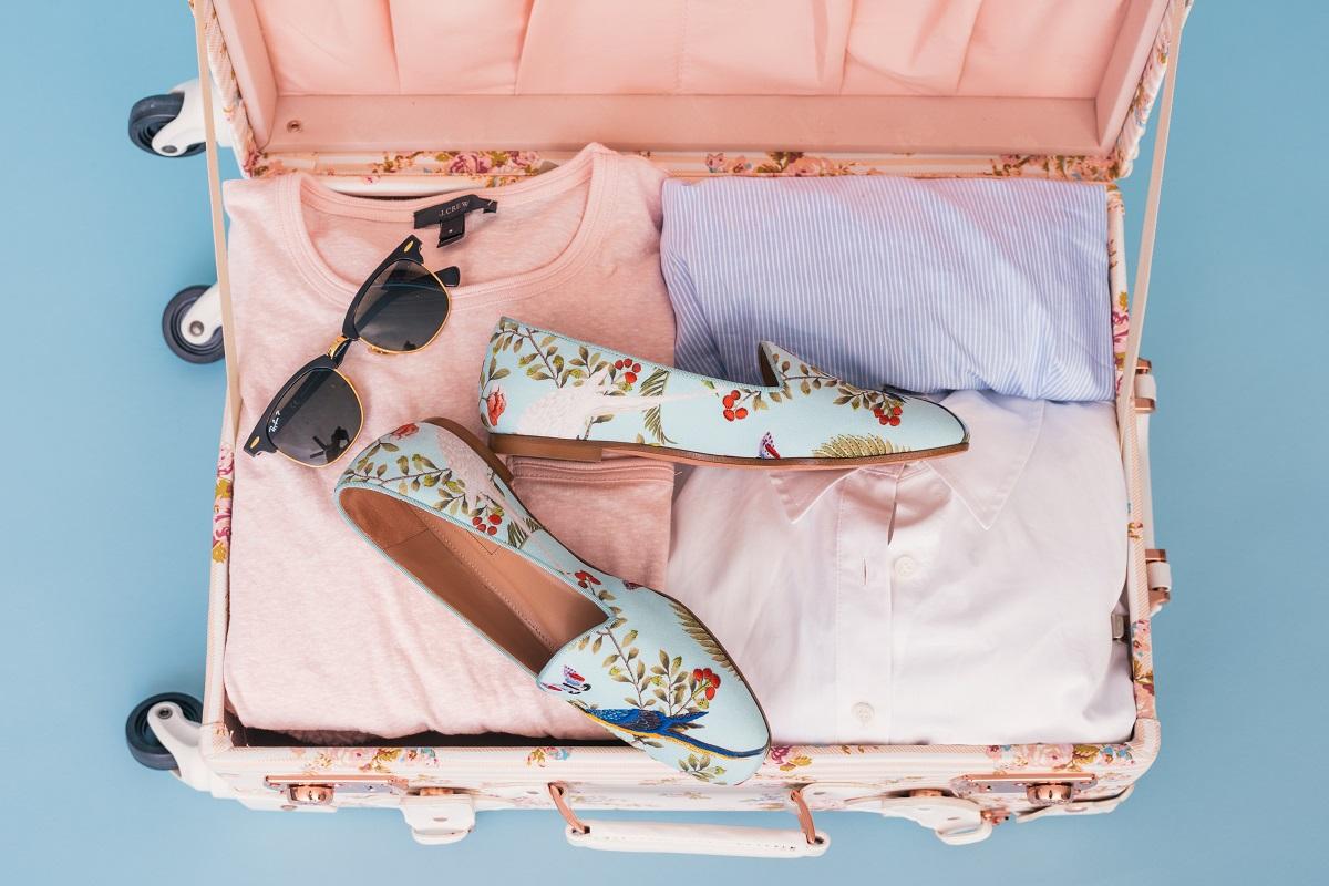 come fare la valigia perfetta