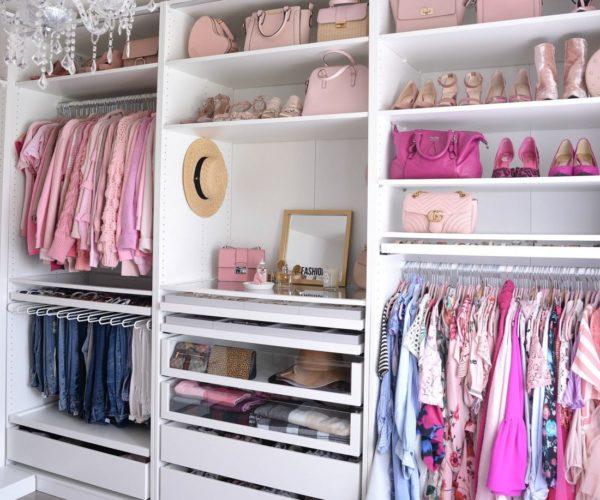organizzare guardaroba